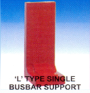 L Type Single Busbar Support